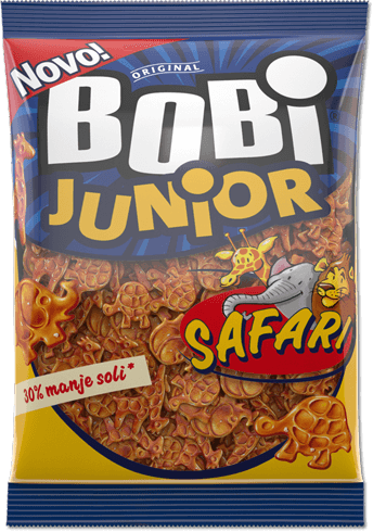 Bobi Junior Safari 125g
