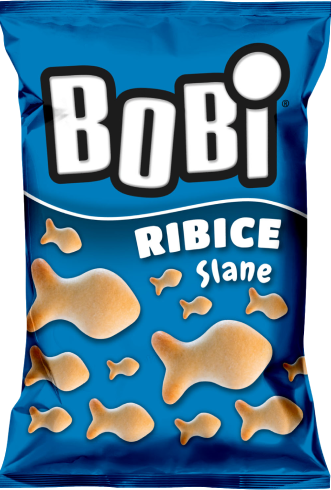 BOBI Salted fishes 50 g