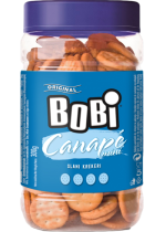 Bobi salty crackers - Canapé mini 300g