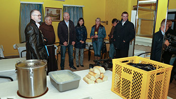 Donations to Charity kitchen in Vukovar