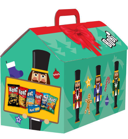 Bobi Christmas House 510g