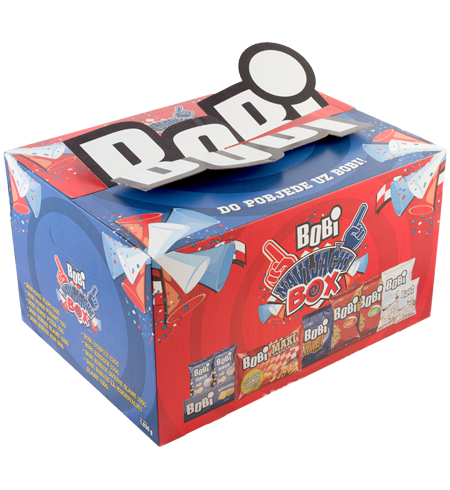 Bobi cheering box 1.030g