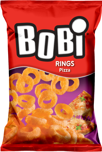 Bobi Rings Pizza 70g